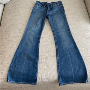 Madewell Fit & Flare Jeans